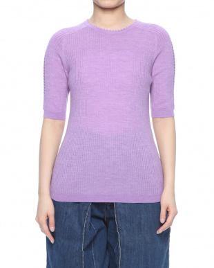 purple  ニット・セーターを見る