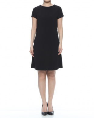 ブラック ライトスポンジクロス ブラックドレスを見る