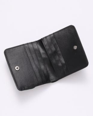 ライトペットロール クロコダイル&牛革クロコ型押しコンパクト財布を見る