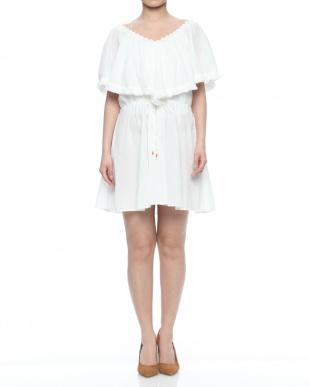 WHITE BOHO DRESSを見る