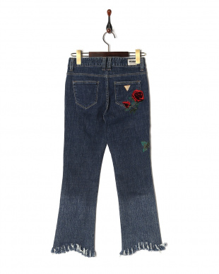DBL LADIES DENIM PANTSを見る