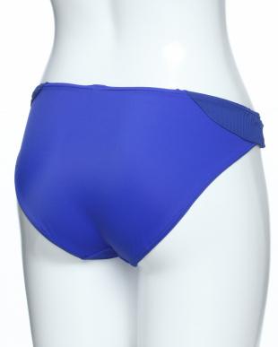 ブルー 『Paradise』ビキニ ボトムパンツ_スイムウェアを見る