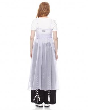 PURPLE ORGANZA CAMI DRESSを見る