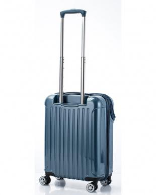 ブルーカーボン トップオープンスーツケース Sを見る