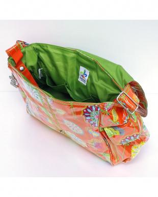 ジプシーローズ オレンジ バックルバッグを見る