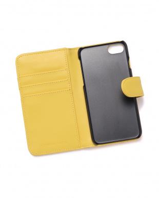 YELLOW スマイルiphone8ケースを見る