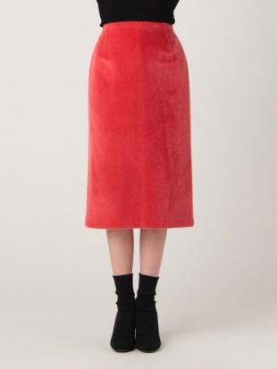 ブラウン シャギータイトスカート LAGUNAMOONを見る