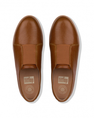 Tumbled Tan LACELESS DERBYを見る