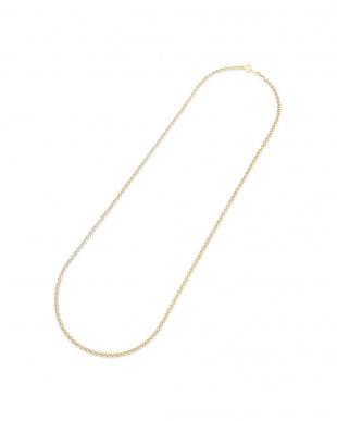 ゴールド K18YG/WG ネックレスを見る