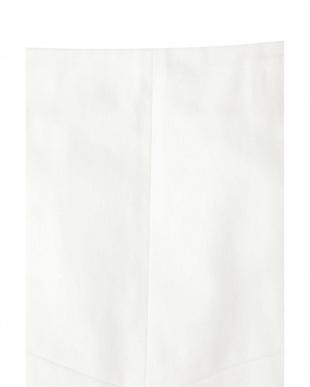 ホワイト [helder]181-05110 Long Trapez Skirt アッシュスタンダードを見る
