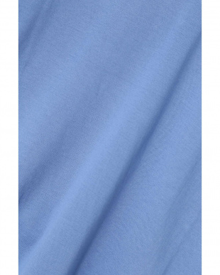ブルー 100/3 天竺カットソー ヒューマン ウーマンを見る