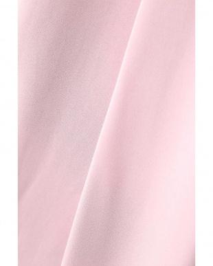 ピンク1 ウエストリボンワイドパンツ R/B(オリジナル)を見る