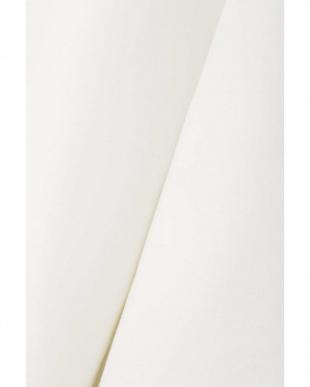 ホワイト1 二重織地ワイドパンツ R/B(オリジナル)を見る