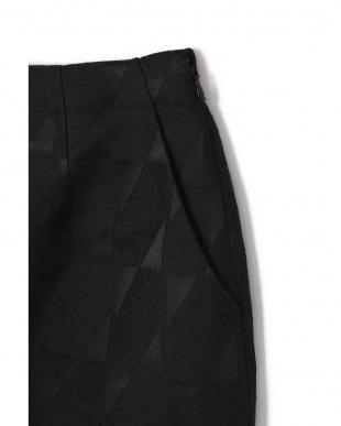 ブラック1 ジャガードタイトスカート R/B(オリジナル)を見る