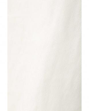 ホワイト1 ライン麻マキシスカート R/B(オリジナル)を見る