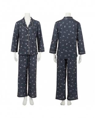 ブルー AMSTG230 PW(8) ナイティ パジャマを見る