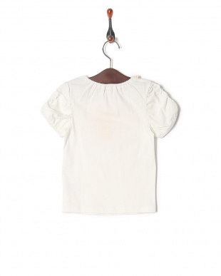 オフシロ ハートレースTシャツを見る