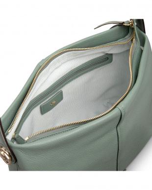 グリーン  ROSE CASTLE 斜め掛けバッグを見る