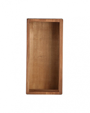 木製ボックスを見る
