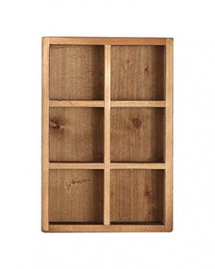 木製6分割ボックスを見る