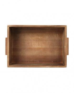 木製スタッキングボックス Bを見る
