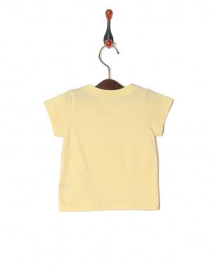 イエロー 25/-フロストモクテンジク ベビーS/S Tシャツを見る