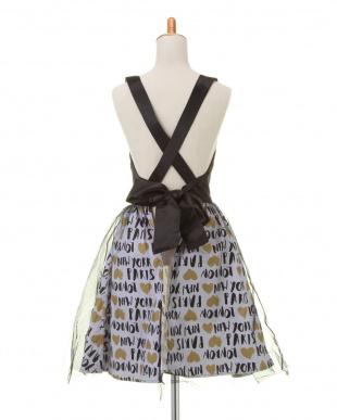 CITY LOVE  Lexy Dress Apronを見る