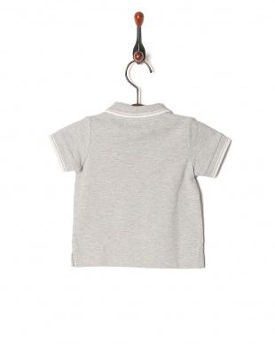 30 鹿の子編み半袖ポロシャツを見る