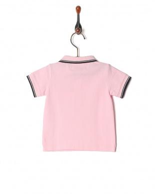 32 鹿の子編み半袖ポロシャツを見る