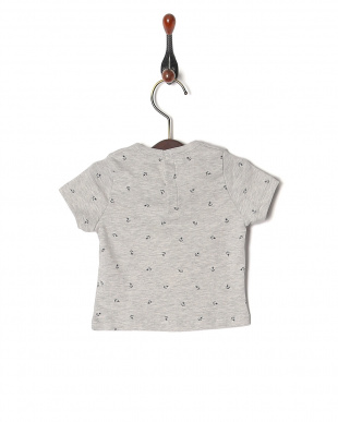 51 プリントクルーネック半袖Tシャツを見る