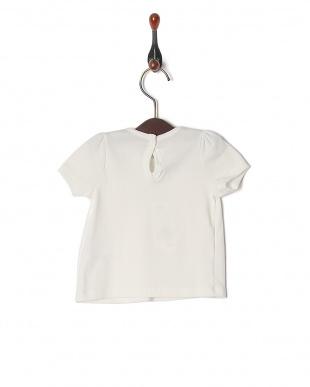 88 ギャザー切替半袖Tシャツを見る
