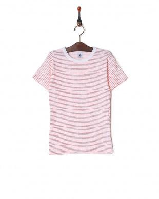00  カラー&プリント半袖Tシャツ3枚組を見る
