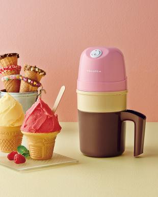 ピンク アイスクリームメーカー RIM-1を見る