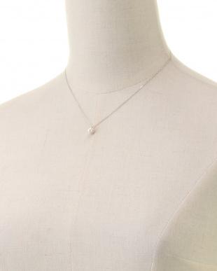 アコヤパール ムーンモチーフネックレスを見る