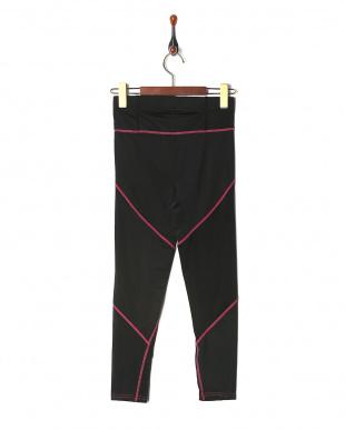ブラック(ピンクライン) UVカットフィットネススパッツを見る