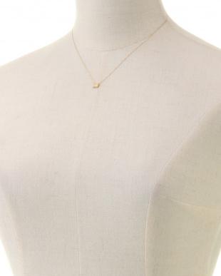 YG  K10YG ダイヤモンド ラッキーチャーム ハリネズミ   ネックレスを見る
