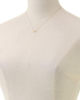 YG  K10YG ダイヤモンド ラッキーチャーム ドッグ   ネックレスを見る