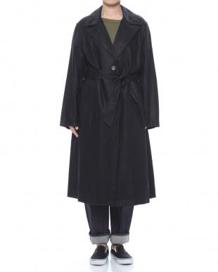 SSS01/BLACK コートを見る