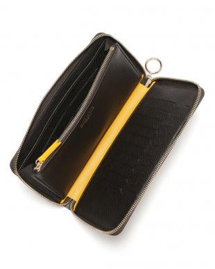 ブラン/ニジェール  PF ZIP 14 CC エカイユ柄 ラウンドジップ 長財布を見る