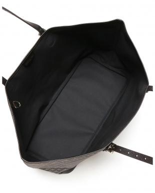 ブラン/ニジェール  DAILLY BATTLE 41 エカイユ柄 ワイドトートバッグを見る