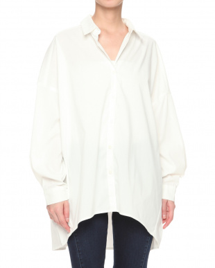 GREEN 【洗濯機で洗える】ビッグシャツを見る