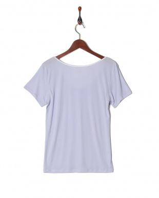 ペールブルー 抗菌防臭 吸水速乾 アイスデオ 2分袖シャツを見る