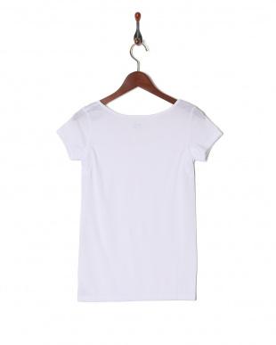 ホワイト ウルトラドライ 1分袖シャツを見る