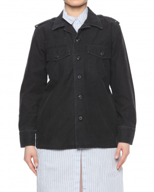 black K Q2352-E737A MAJOR SHIRT JACKETを見る