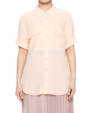 pink Q23-E542 SHORT SLEEVE SLIM SIGNATUREを見る