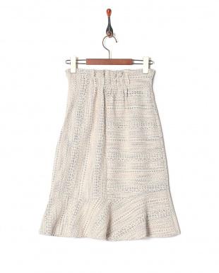 WG ツィード風マーメイドスカートを見る