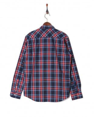 040 ビッグチェッククレイジーBDシャツを見る