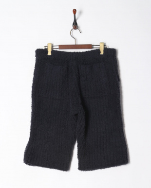 d blue C637 Cozy Chic Mens Ribbed Half pantsを見る