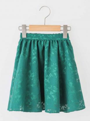 ネイビー [100-130]フラワープリントスカート[WEB限定サイズ] a.v.v bout de chouを見る