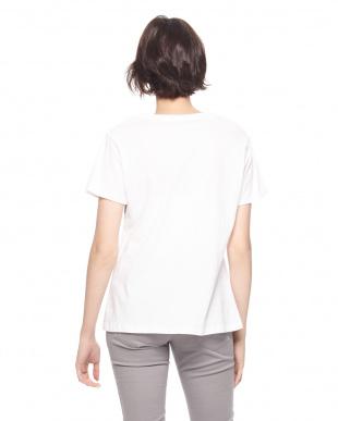 シルバーホワイト Tシャツを見る